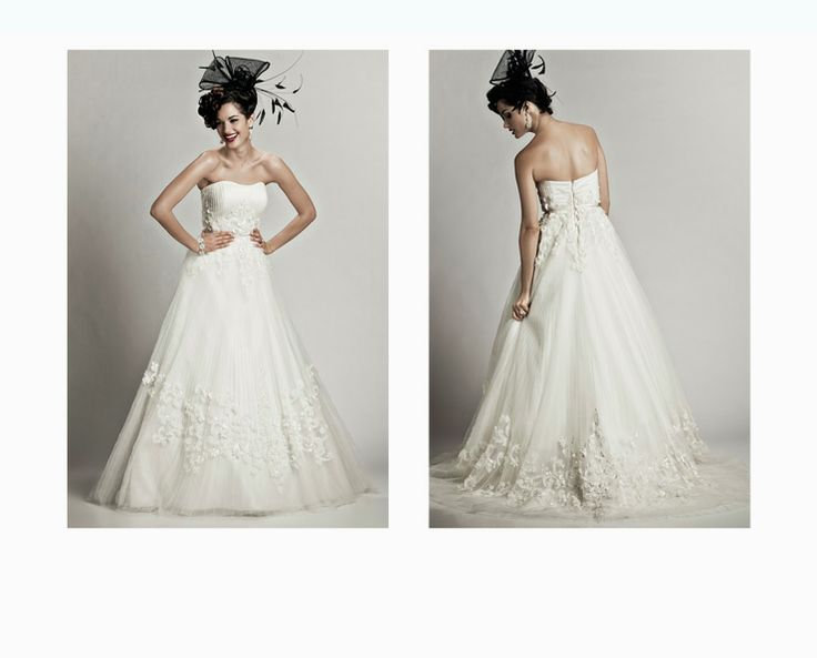 Nordstrom.com - Matthew Christopher Wedding Gowns Lookbook | Nordstrom