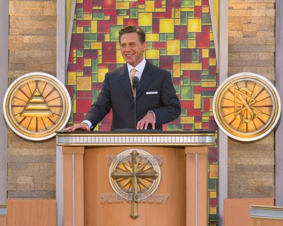 Church of Scientology Cuts Ribbon on Twin Cities Landmark Home in Minnesota's Capital of St. Paul