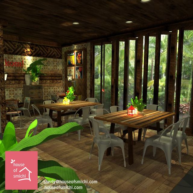 Inspired by the Javanese Ethnic style mixed with vintage style create a cozy spot to spend the afternoon. Originally made by House of Smichi.