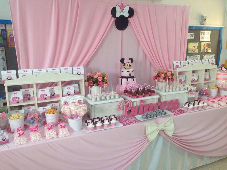 יום הולדת מיני מאוס Party In 2019 Birthday Party
