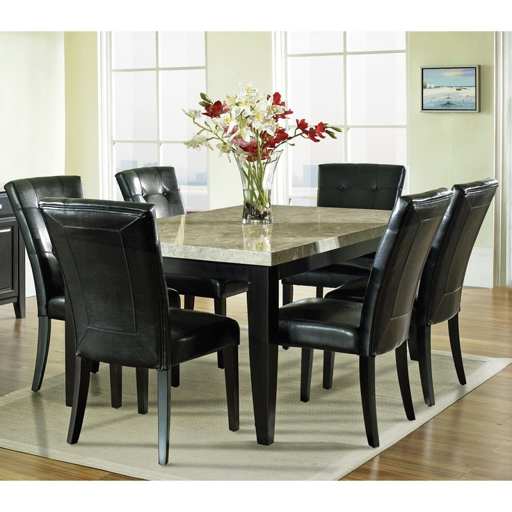 RC Willey   Steve Silver 5 Piece Dining Set   Dining room ...