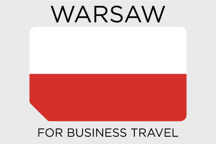#Warsaw is the capital of Poland, one of the biggest countries in the EU. The economic incline of the country makes it an important business travel destination.