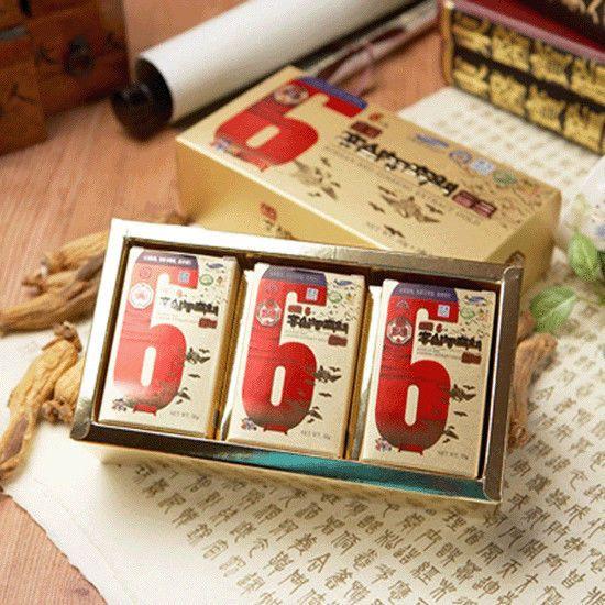 6-Years  Korean  Red Ginseng Extract Gold [50g*3Bottles]   !  #KOREANHEAVENGINSENG