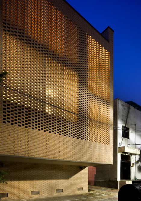 The West Village Building by Doojin Hwang Architects Pinned by www.modelina-architekci.com