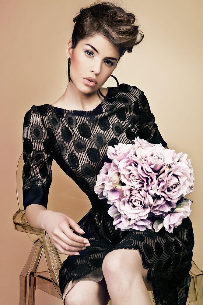 Attitude 2013 spring/summe - Vivienne Balla Fashion Ad Campaign