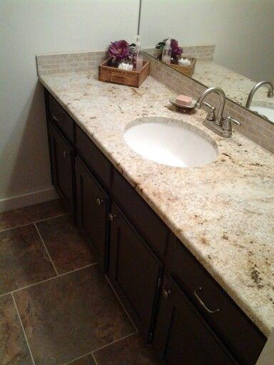Best Undermount Bathroom Sink Design Ideas Remodel: 13 Best Pink Granite Images On Pinterest