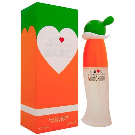 Купить Moschino L'eau Cheap and Chic за 2105 руб #Moschino #духи #парфюм #парфюмерия Нестандартный взгляд на моду бунтаря и фантазера Франка Москино отражен и в парфюмерии. Итальянский юмор, колорит и темперамент вылились в интересные ароматы с замечательным оформлением. Некоторы