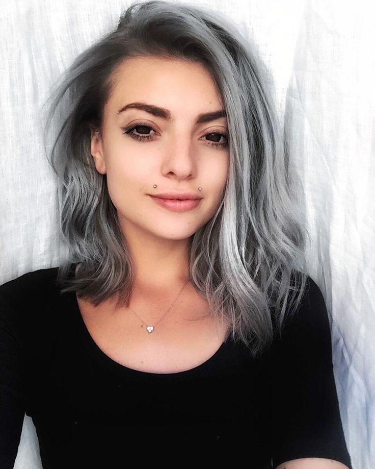 Ella Dvornik bob frizura