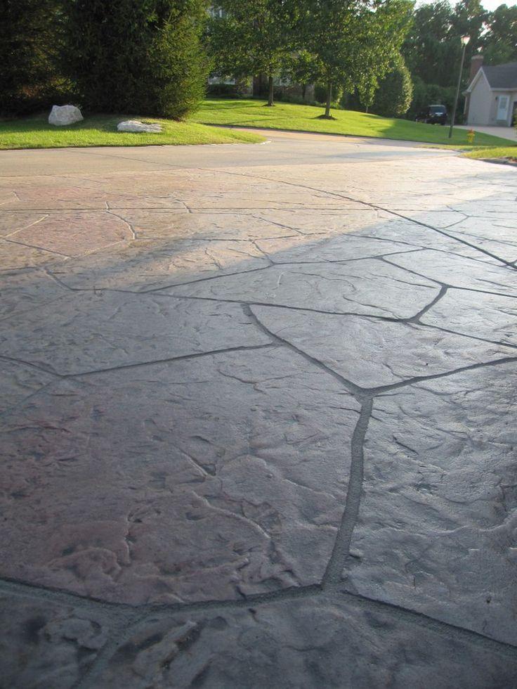 The 25 best concrete driveway sealer ideas on pinterest for Base for concrete driveway