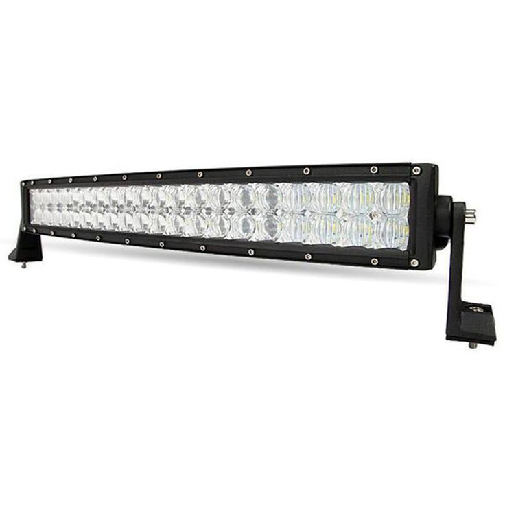"22"" Dual Row Curved LED Light Bar - Combo Beam"