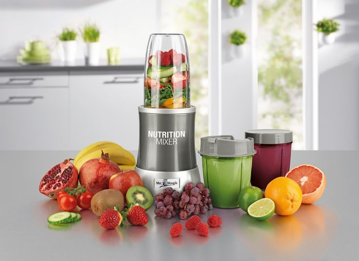 Nutrition Mixer – Blender pentru mixat si maruntit!  viewnews.ro