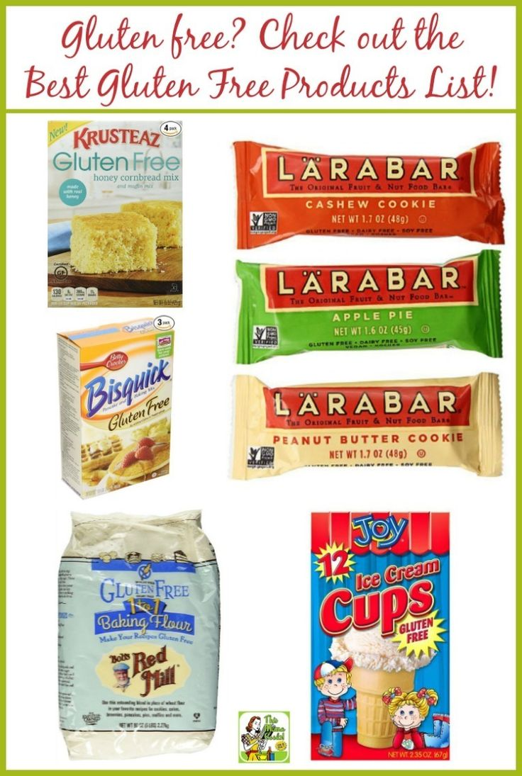 If you're gluten free, check out the Best Gluten Free Products List for favorite gluten free baking mixes, gluten free flours, gluten free snacks, gluten free dog food, and more! (Favorite Meals List)