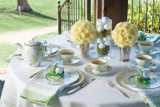 Celebrate Tee Time with Tea Time