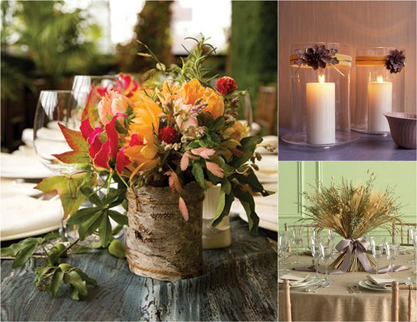 96 best fall center pieces images on Pinterest Centerpiece ideas