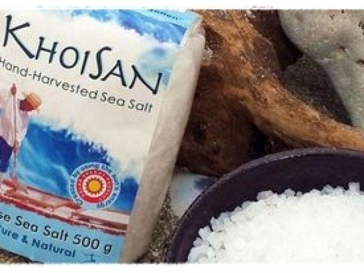Khoisan Hand Harvested Sea Salt - Neo Trading