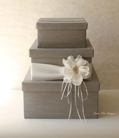 Wedding Card Box - Simple, yet elegant :)