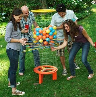 outdoor party games let 39 s go outside pinterest. Black Bedroom Furniture Sets. Home Design Ideas