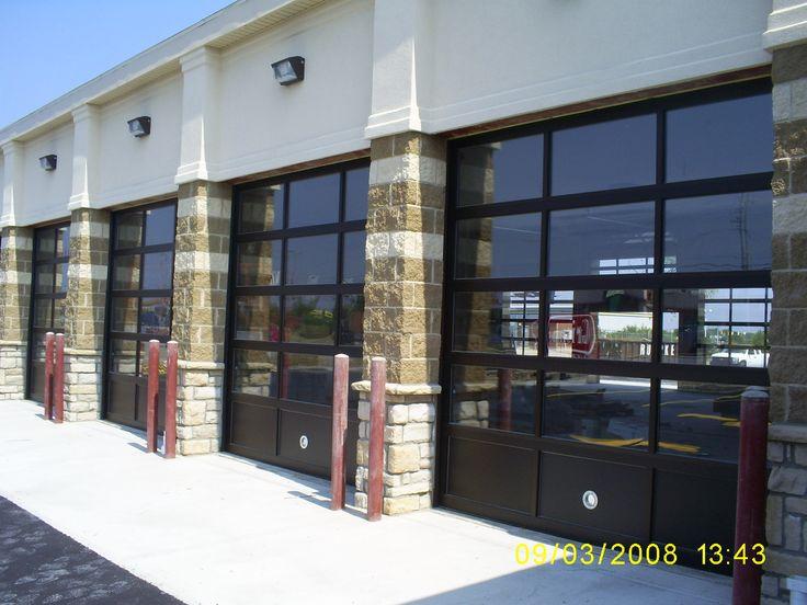 Mechanic Shop Garage Doors Google Search Mini Cafe