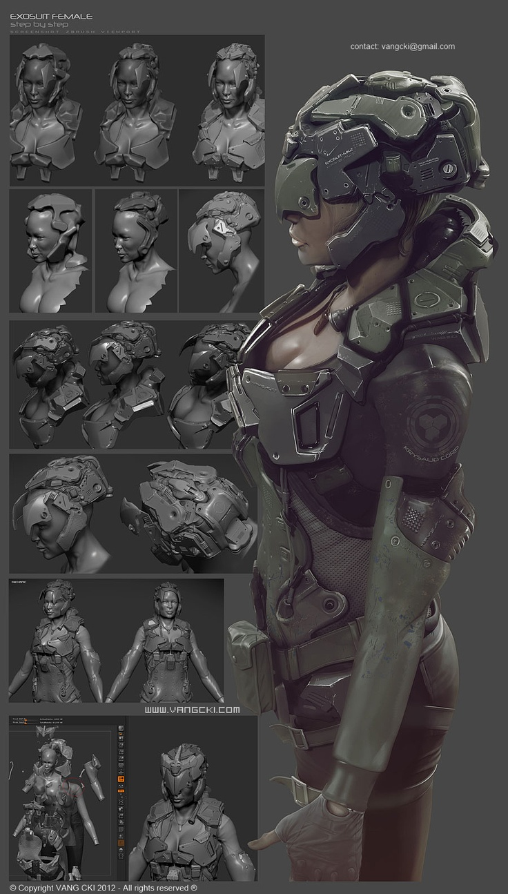 exosuit | Futuristic Machines | Pinterest | Armors, The ... Military Exosuit