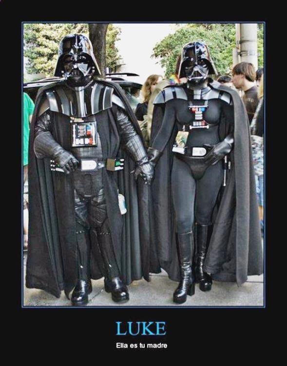 Disfruta Sin Parar Con Imagenes Divertidas Para Facebook De Cumpleanos Descargar Imagenes Diverti Funny Star Wars Pictures Star Wars Humor Star Wars Memes
