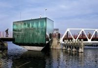 BAR Architecten- Rotterdam - Joost Glissenaar en Klaas - brughuis in Middelburg.