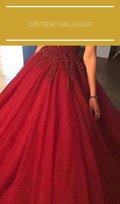 Moderne Abendkleider Lang Rot   Spitze Abendmoden ...