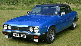 1980 - Reliant Scimitar GTC SE8