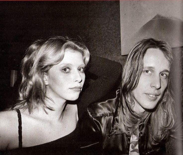 Bebe Buell is probably the most gorgeous of all groupies, although she says she prefers the term 'muse.' Now, I'm not quite sure what songs...