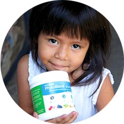 The Mission 5 Million movement represents Mannatech's mission to link five million consumers of its glyconutrient, food-based nutritional supplements with five million children in need.
