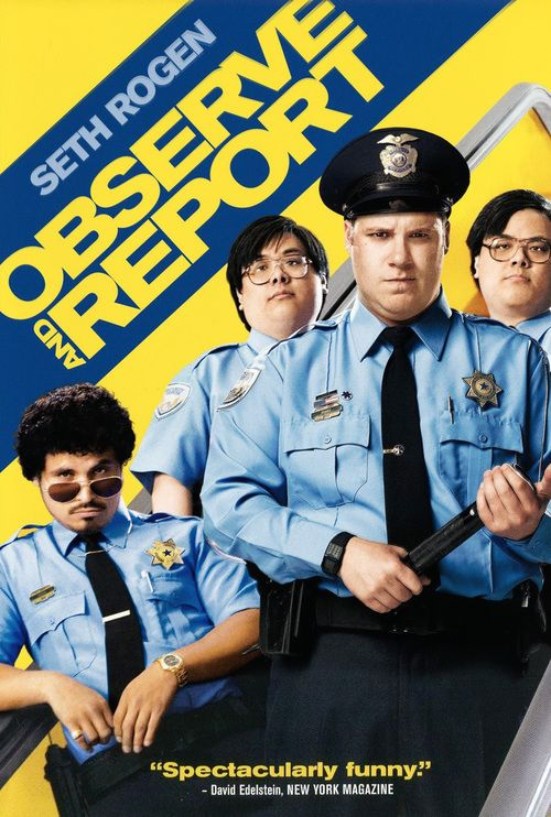 Watch Observe and Report 2009 Full Movie Online Free