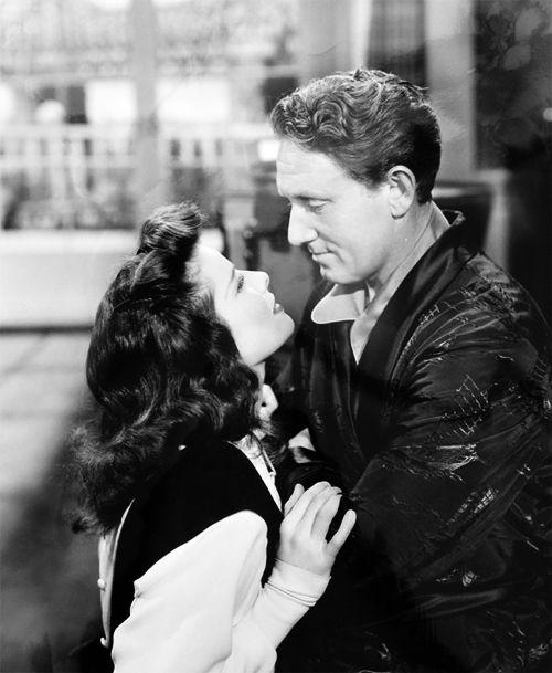 Katharine Hepburn and Spencer Tracy: Classic Couples, Cinema, Katharine Hepburn, Classic Hollywood, Vintage Stars, Classic St Rs, Katherine Hepburn