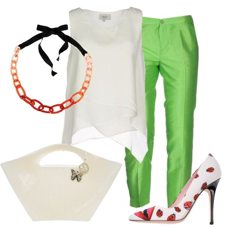 Outfit Scelgo il verde