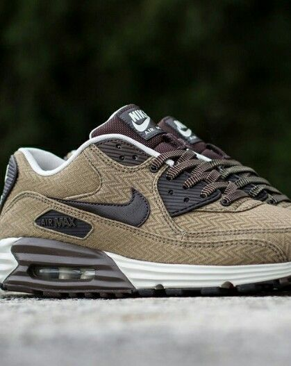 Nike Air Max-Herringbone Print