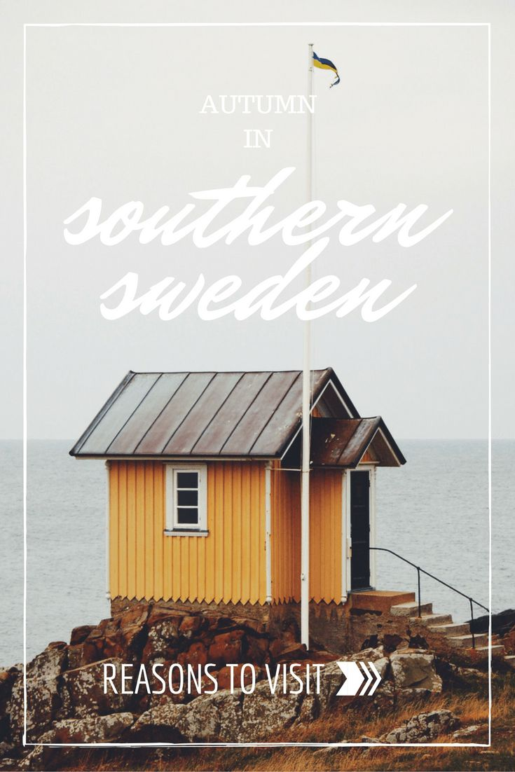 Reasons to Visit Southern Sweden this Fall | Explore Skåne