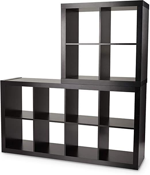 dc176136a5b5fef52fb012c2815899a5 - Better Homes And Gardens 4 Cube Organizer Black