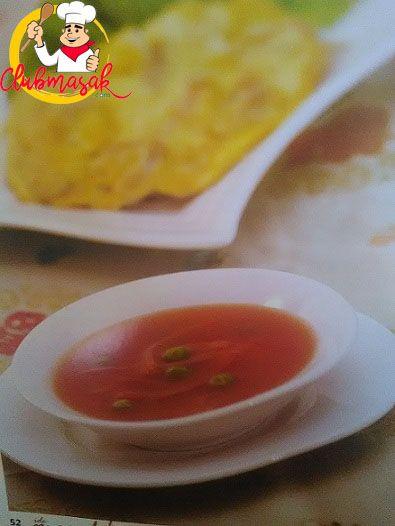 Resep Saus Fuyung Hai, Aneka Makanan China, Club Masak
