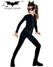 Catwoman Costume - Girls $19.99