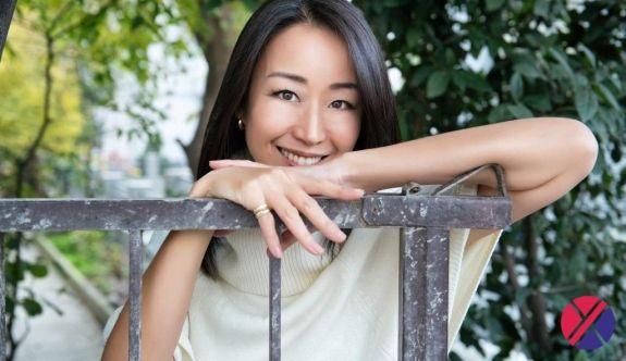 Olcay Ünal Sert / İSTANBUL - 'Dolunay' dizisinin güzel oyuncusu Ayumi Takano kanserle mücadele eden kanser savaşçıları için saçlarını bağışladı..  Yakamoz Yakut culture and arts news
