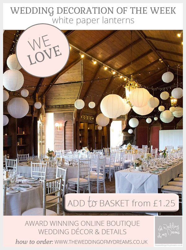 wedding ideas with paper lanterns 1000 ideas about white paper lanterns on 28361