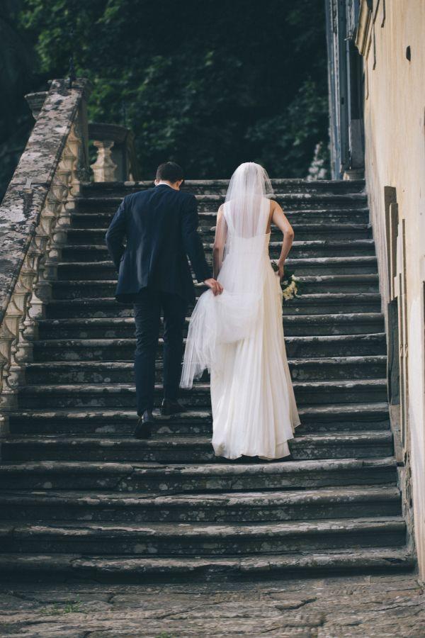 Tuscany Wedding at Villa Di Corliano