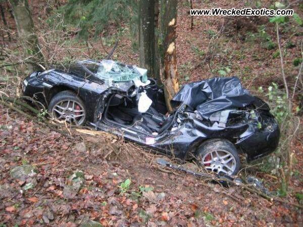 Girl Killed In Porsche Crash