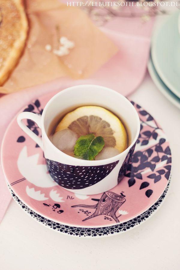 Fun teacup.