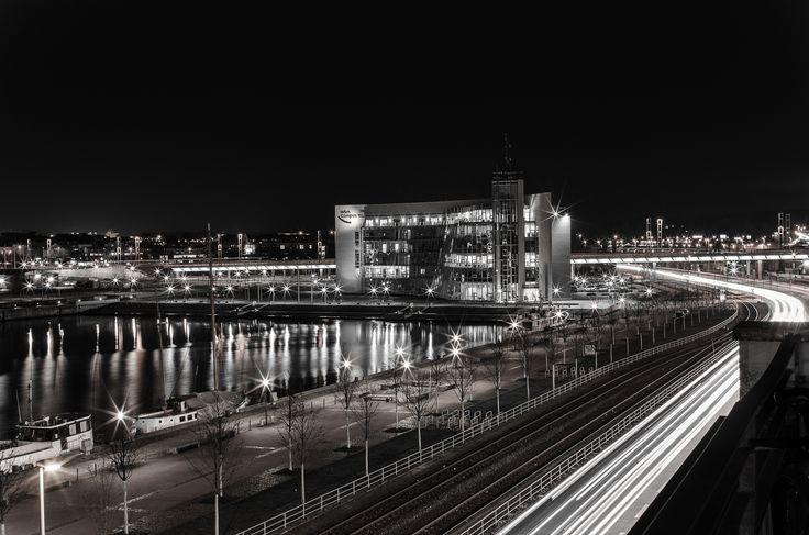 Kiel - Hörn at night by Jens Krüßmann on 500px