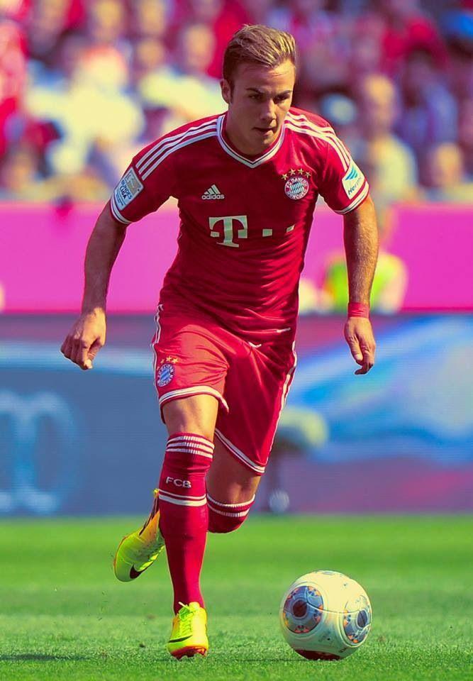 ~Mario Götze - Bayern~