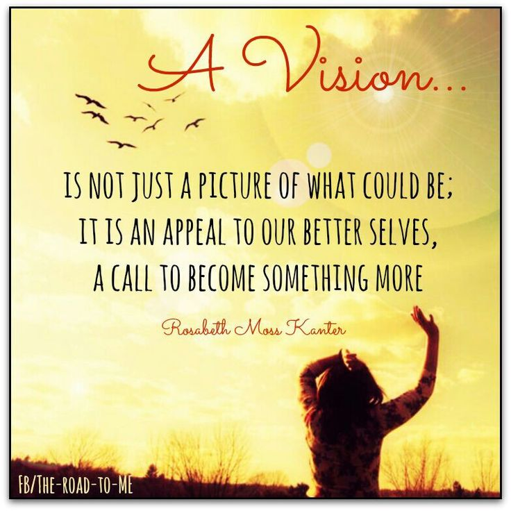 Vision Quotes: 28 Best Mission. Vision. Values. Images On Pinterest
