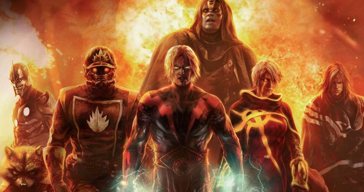 Marvel Studios president Kevin Feige confirms that fans will be seeing much more of Adam Warlock and the original Guardians of the Galaxy lineup in the future.