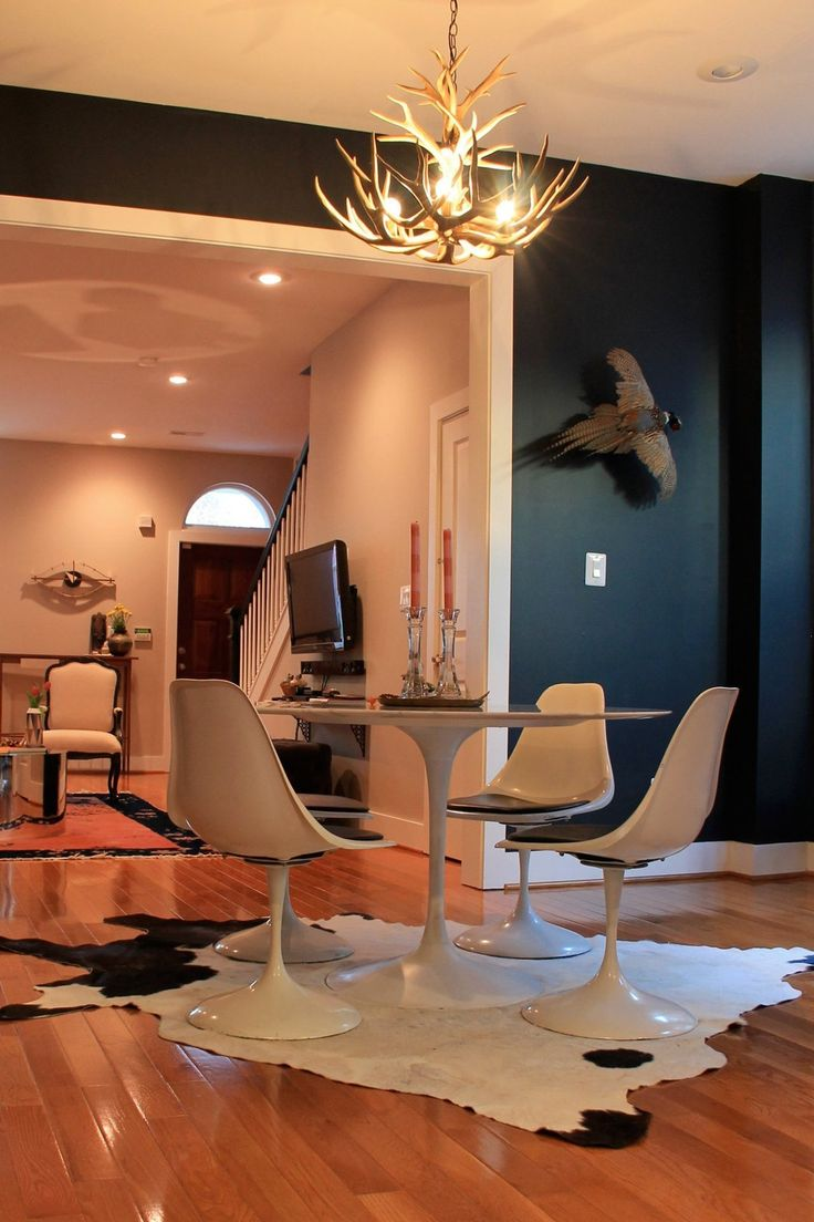 17 Best Ideas About Dark Dining Rooms On Pinterest Black Interior Design Dining Table Chairs