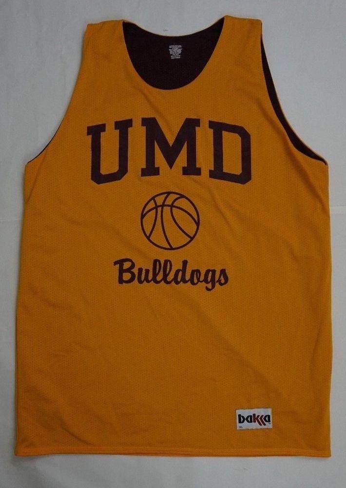 size 40 80aba 604d6 Details about Minnesota Duluth UMD Bulldogs Basketball ...