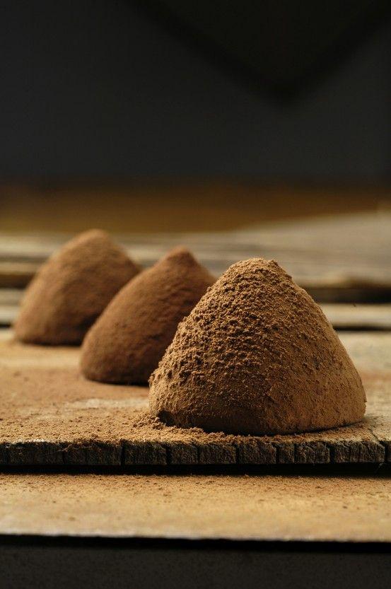 Fresh Belgian Truffles from Leonidas, the famous Belgian Chocolatier