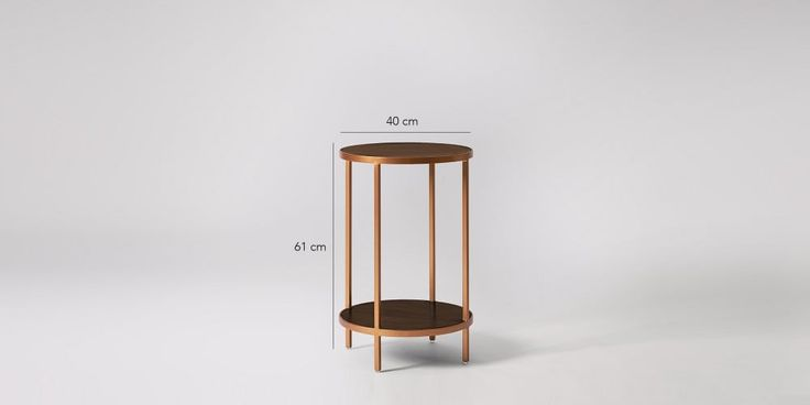 Mosse Side Table   Swoon Editions